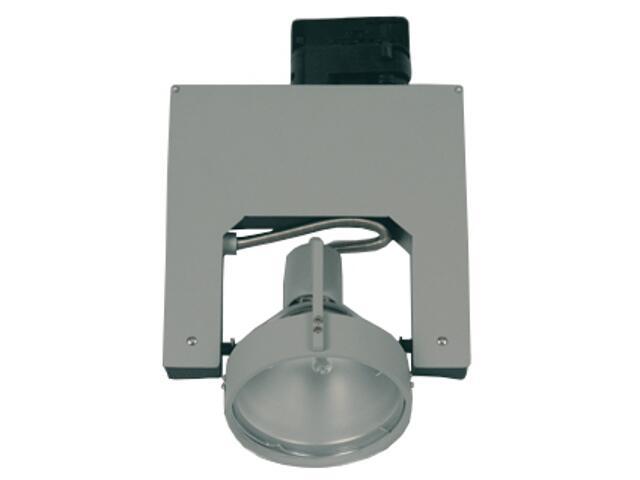Oprawa do systemów szynowych LUME S30H G8,5 45W srebrna Brilum