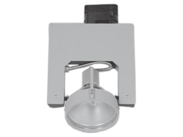 Oprawa do systemów szynowych LUME S30X G8,5 35W srebrna Brilum