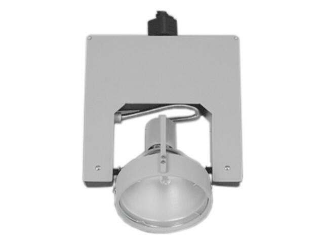 Oprawa do systemów szynowych LUME E30X G8,5 35W srebrna Brilum