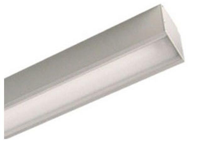 System oświetleniowy świetlówkowy PREVIA 228DE 2x28W szary Elgo