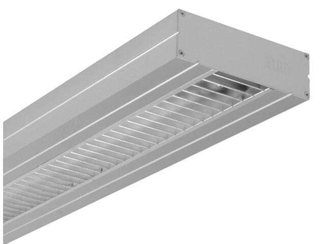 System oświetleniowy świetlówkowy TORENO 228V 2x28W raster P20 szary Elgo