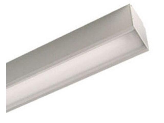 System oświetleniowy świetlówkowy PREVIA 158DE 1x58W szary Elgo