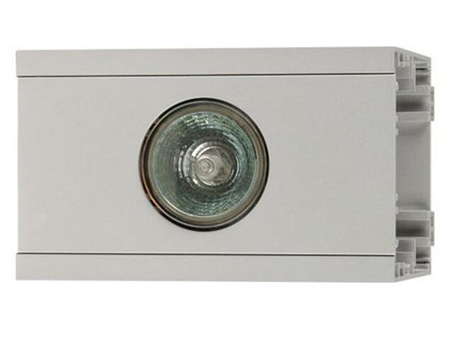System oświetleniowy świetlówkowy PREVIA 135H moduł halogenowy 1x35W 12V szary Elgo
