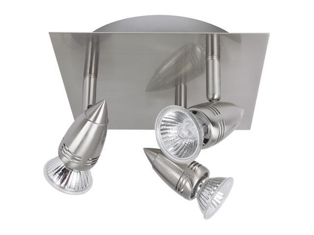 Lampa sufitowa 3x50W GU10 nikiel Paulmann
