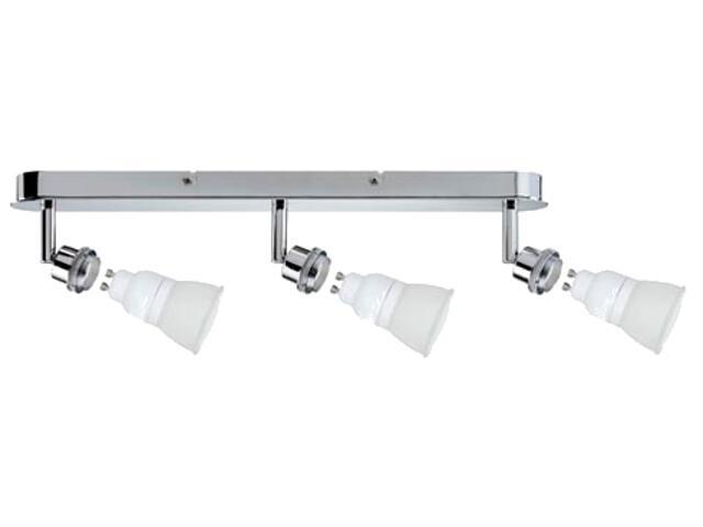 Lampa sufitowa DecoSystem 3x7W GZ10 230V chrom metal Paulmann