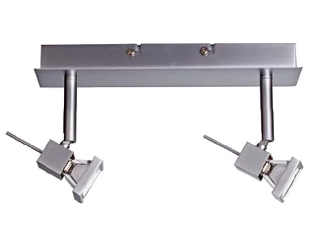 Lampa sufitowa Cumin 2x35W GU5,3 chrom mat Paulmann