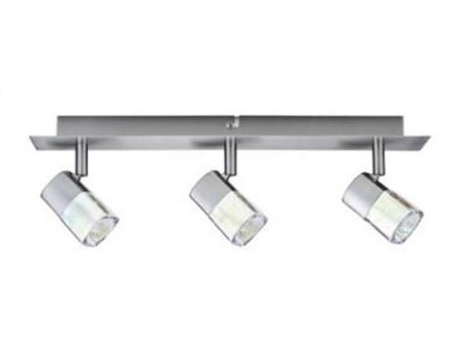 Lampa sufitowa Hoya 3x40W G9 nikiel Paulmann
