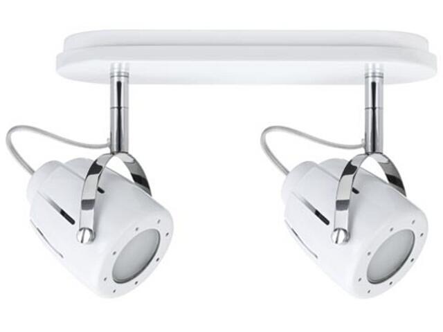 Lampa sufitowa Mega 2x11W GU10 biała Paulmann