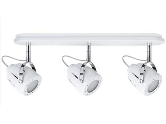 Lampa sufitowa Mega 3x11W GU10 biała Paulmann