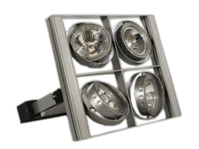 Lampa sufitowa LAVADO 400 szary Brilum