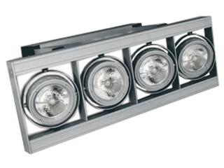 Lampa sufitowa LAVADO 410 biały Brilum