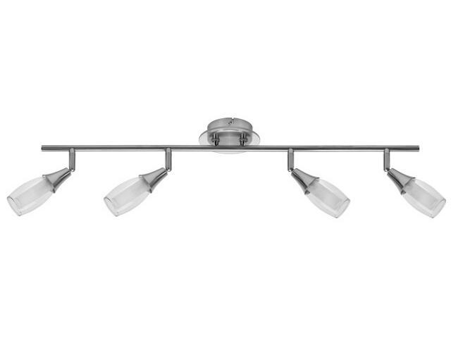 Lampa sufitowa HALI 4I 4x40W satynowy chrom Kanlux