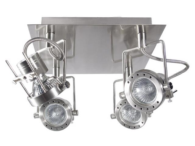 Lampa sufitowa SONDA EL-4L 4xGU10 Kanlux