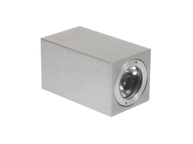 Oprawa na elewację BINAR 2POWER LED matowy chrom Kanlux