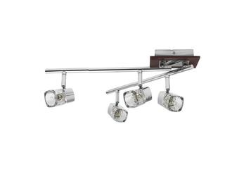 Lampa sufitowa BRENDI EL-4I chrom + wenge Kanlux