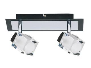 Oprawa ścienno-sufitowa listwa WIKTORIA 2 2x40W G9 Sanneli Design