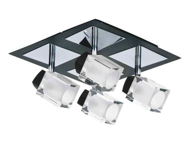 Oprawa ścienno-sufitowa WIKTORIA 4 4x40W G9 plafon Sanneli Design