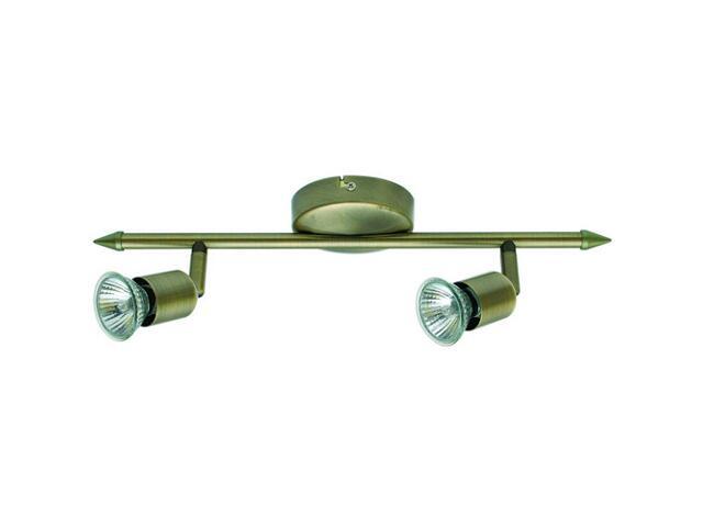 Lampa sufitowa Gwinea 2xGU10 50W 802502-04 Reality