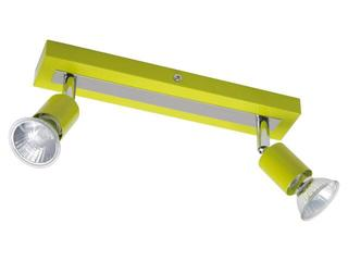 Oprawa ścienno-sufitowa Gwinea color 2xGU10 50W 802502-16 Reality
