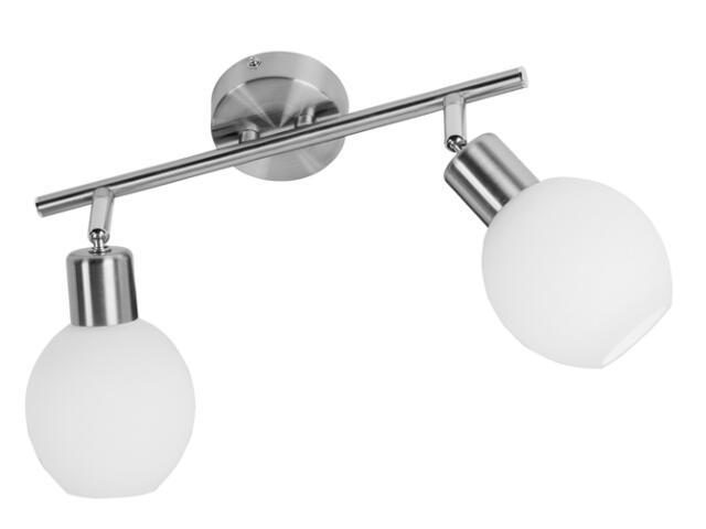 Lampa sufitowa Cortez 2xE14 40W 807602-07 Reality