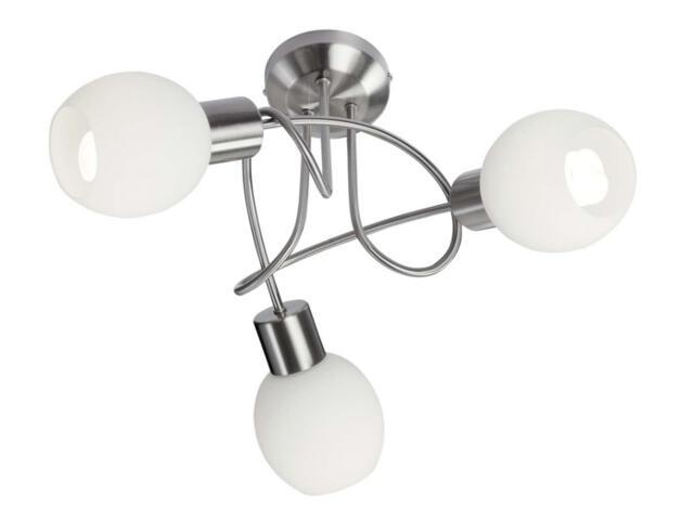 Lampa sufitowa Cortez 3xE14 40W 807663-07 Reality