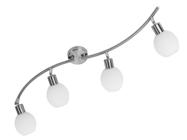 Lampa sufitowa Cortez 4xE14 40W 807604-07 Reality