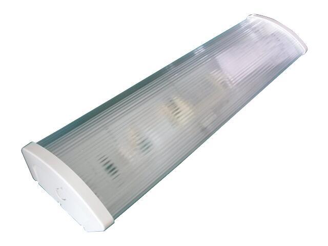 Belka świetlówkowa świetlówkowa LM-236P-EVG klosz bezbarwny i stat. elektr. Apollo Lighting