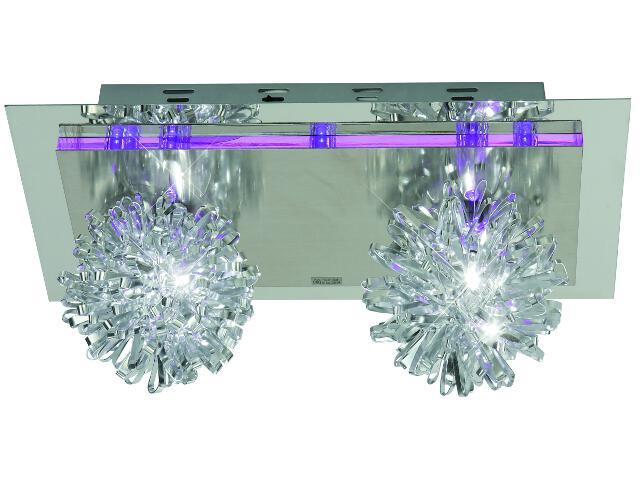 Lampa sufitowa Saphir 2xG4 12V 20W 990013-2 Reality