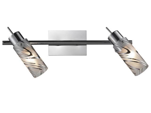 Lampa sufitowa Novia 2xE14 40W 60728-2 Reality