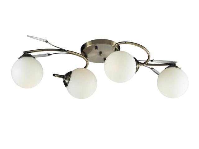 Lampa sufitowa Cynthia 4xE27 40W C970102-4RT Reality