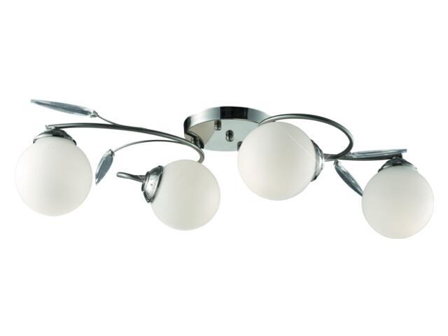 Lampa sufitowa Cynthia 4xE27 40W C970101-4RT Reality