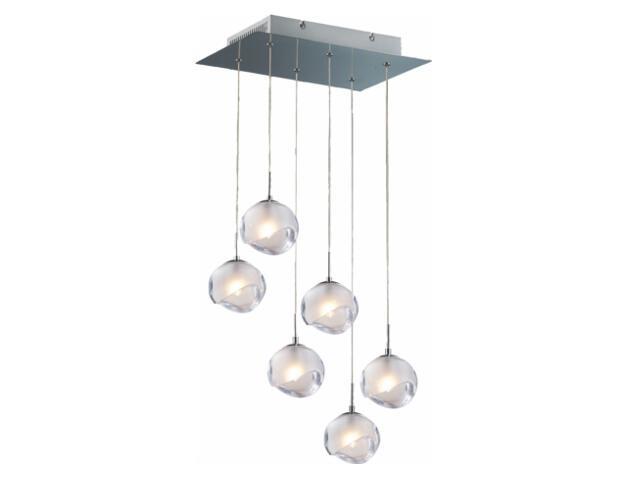 Lampa sufitowa Lyra 6xG9 42W 749038-6 Reality