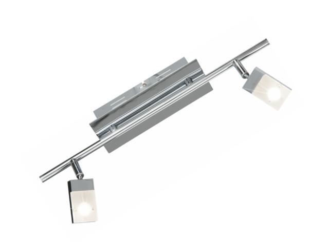 Lampa sufitowa Supreem 2x5W LED 760010-2 Reality