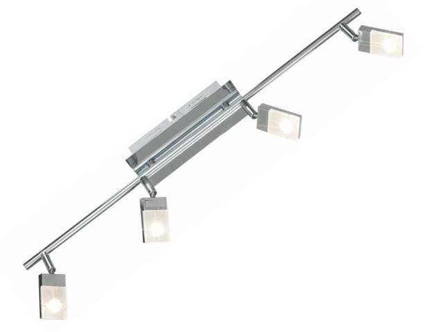 Lampa sufitowa Supreem 4x5W LED 760010-4 Reality