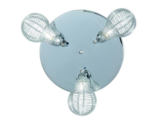 Lampa sufitowa Bulb 3xG9 42W 960010-3 Reality
