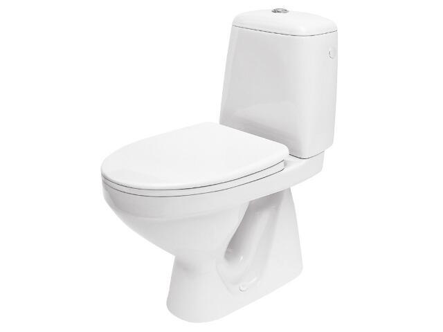 Kompakt WC EKO E020 3/6L z deską polipropylenową w kartonie K07-105