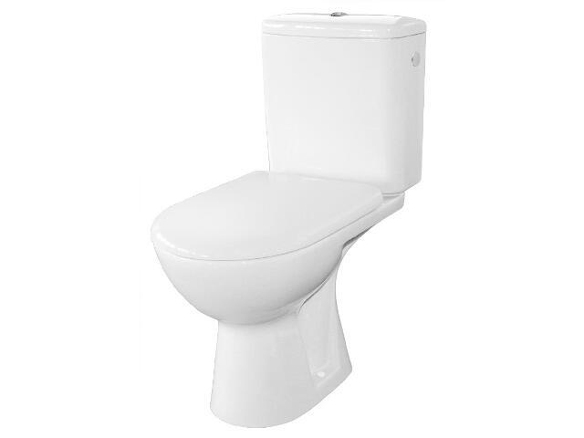 Kompakt WC CAPRI C010 3/6L z deską polipropylenową w kartonie K17-001