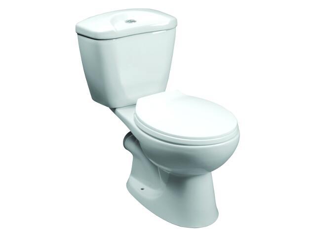 Kompakt WC DOMINO z odpływem poziomym D-KO-020 LUX BP Imperial