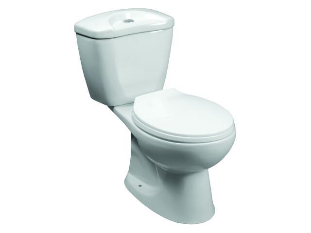 Kompakt WC DOMINO z odpływem pionowym D-KO-020S LUX Imperial