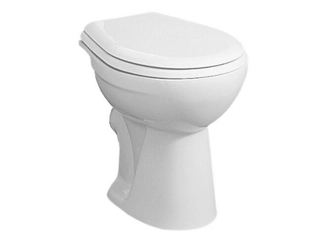 Miska WC stojąca do systemów podtynkowych NOVA lejowa biała 23000000 Koło