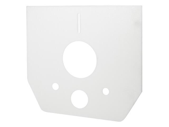 Pianka wytłumiająca WC/bidetu K97-172