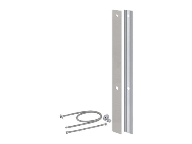 Zestaw adaptacyjny dla urządzeń AquaClean - aluminium szczotkowane 131.102.TA.1 Geberit