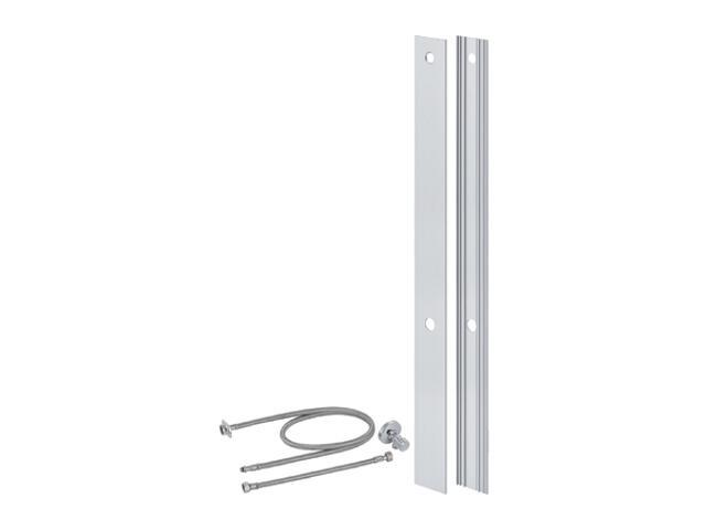 Zestaw adaptacyjny dla urządzeń AquaClean - aluminium lakierowane, biały 131.102.TC.1 Geberit