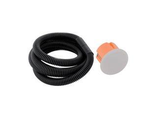 Zestaw montażowy HyTronic, do elektrycznego zestawu uruchamiania WC 241.155.00.1 Geberit