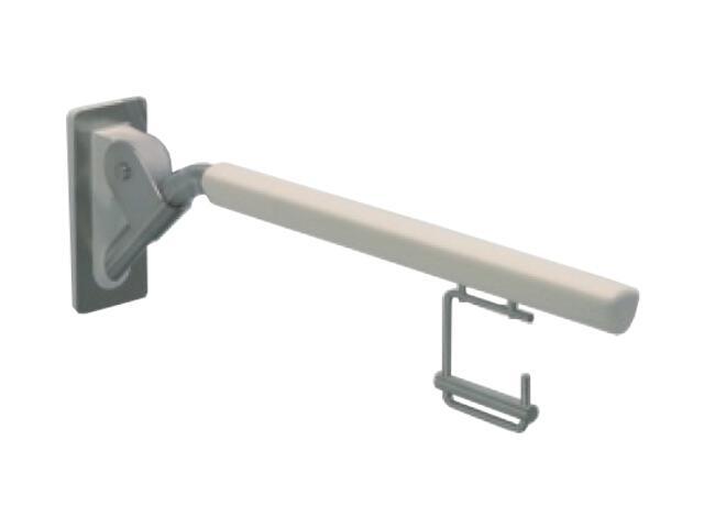 Uchwyt uchylny EVOLUTION 850mm z uchwytem papieru toaletowego Lehnen