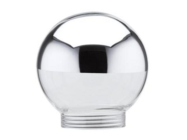 Klosz Globe 60 lustro srebrne 1x9W Paulmann