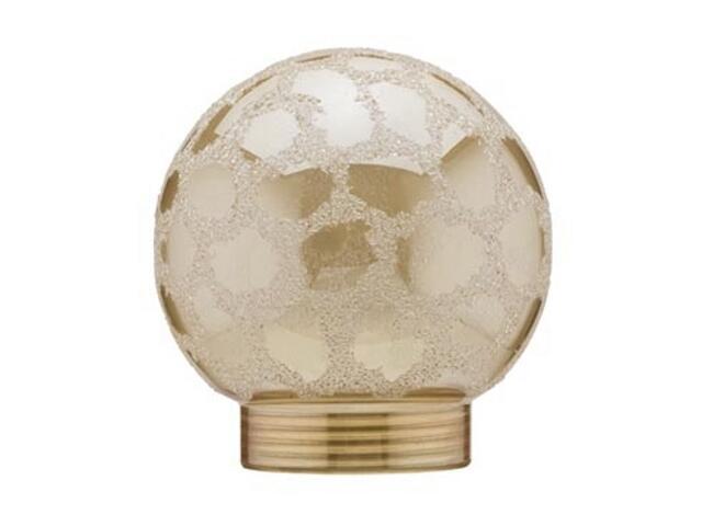 Klosz Globe 60 złoty 1x9W złoty Paulmann