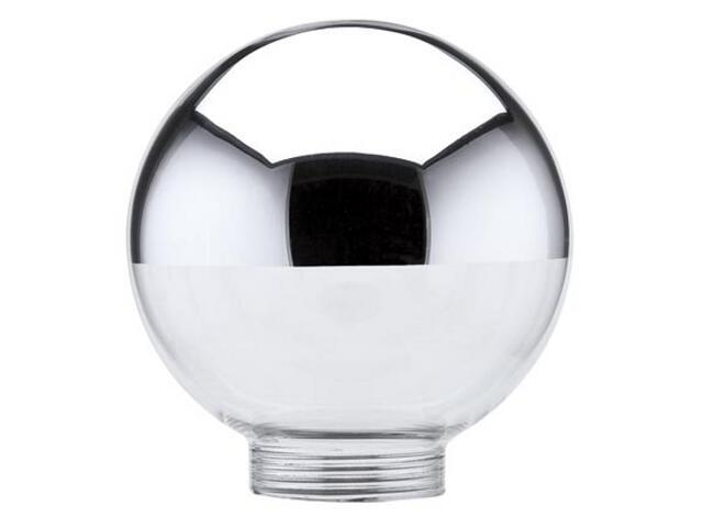 Klosz Globe 80 lustro srebrne 1x10W Paulmann