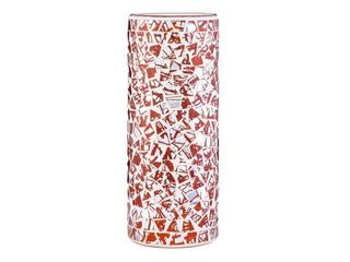 Klosz 2Easy Fabro mozaika pomarańczowa Paulmann