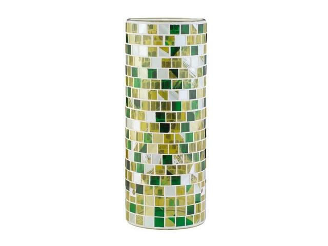 Klosz 2Easy Fabro mozaika zielona Paulmann